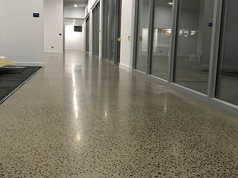 Grind and Seal Concrete Floors Geelong