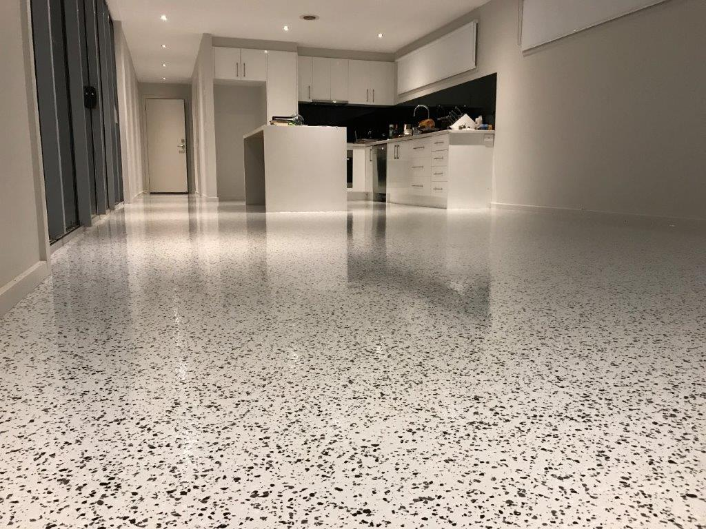 Epoxy Floors Geelong Ck Polished Concrete Geelong